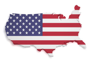 american visa infromation services - usa flag