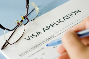 US visa non-immigrant visa application